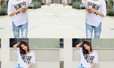 Cách mix đồ hợp thời trang cho quần jeans