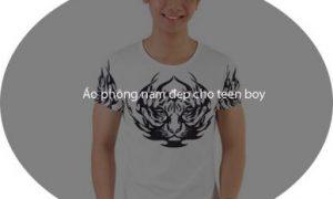Áo phông nam đẹp cho teen boy